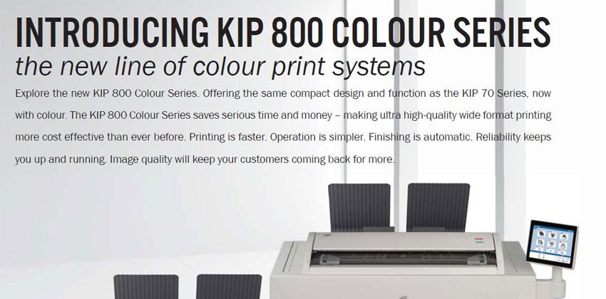 KIP 800 Introduction